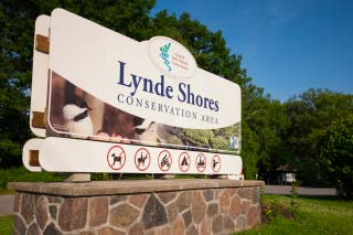Lynde Shores Conservation Area