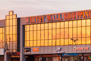Whitby Shopping Mall